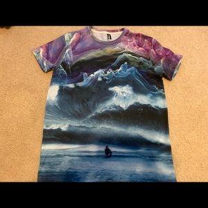 Imaginary Foundation Graphic T-Shirt Size Medium